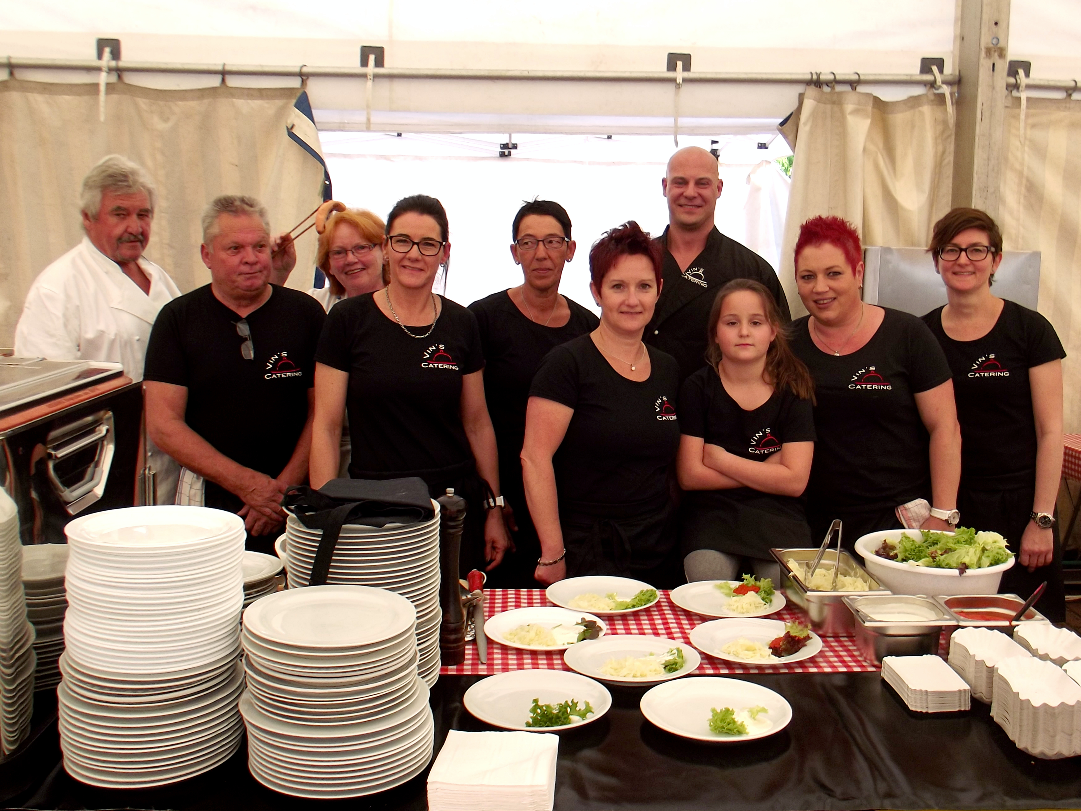 Partyservice - Catering - Vins-Catering